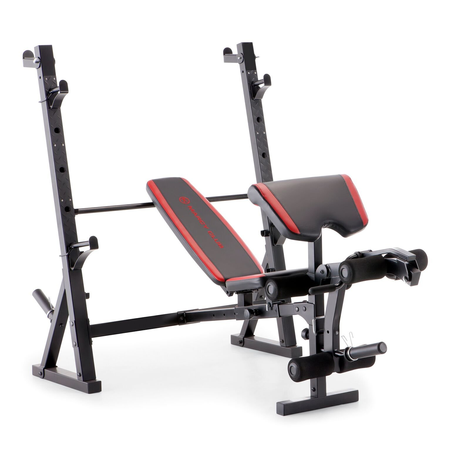 Marcy Home Gym Workout Fitness Exercise Deluxe Olympic Weight Lifting Bench by Marcy Fitness