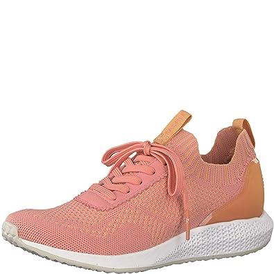 low cost 9a514 d45a1 Tamaris 1-1-23714-22 Donna Sneaker,Scarpe,Scarpe con Lacci,Scarpe da  Strada,Sneaker,Scarpe Stringate,Sportivo,Elegante,Scarpe Casuale