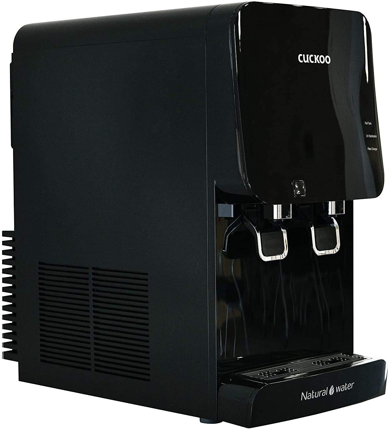 Cuckoo Dual Oasis 7.2-Litres RO+UV+UF 7 Stage 15Ltr/Hr Water Purifier with Dual-Faucet