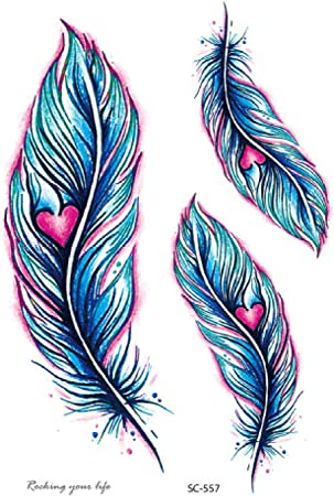 Tatuaje temporal Aplique brazo Etiqueta engomada del tatuaje ...