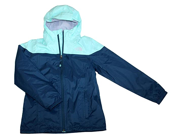 5bd7be87e The North Face youth girls Molly Triclimate Jacket Bluebird
