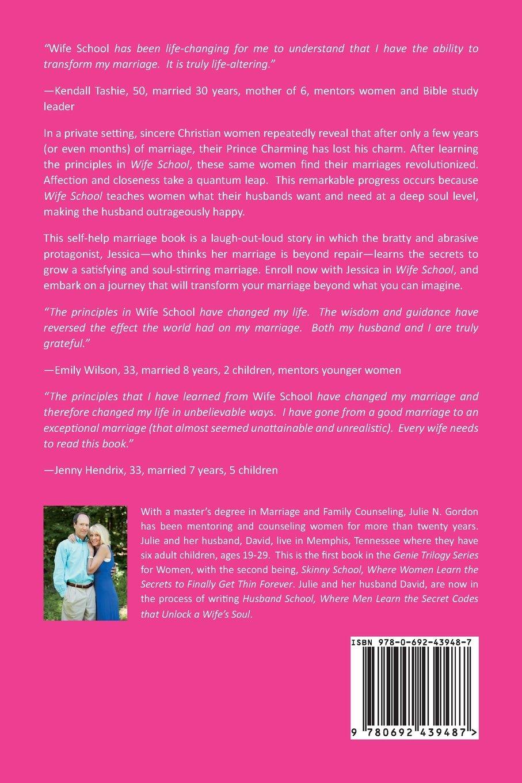 Wife School Where Women Learn The Secrets Of Making Husbands Happy