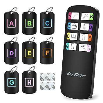 Amazon.com: Magicfly - Localizador de llaves inalámbrico RF ...
