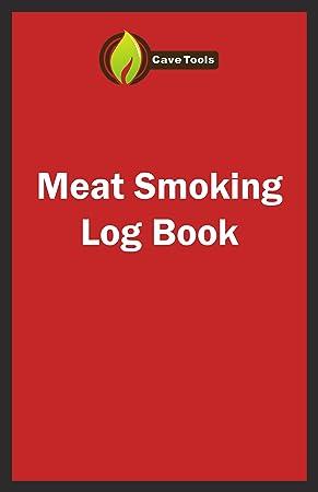 BBQ - Libro de recetas para tablas de fumar con notas de preparación de parrilla para