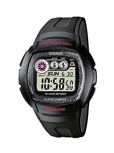 Casio Reloj de Cuarzo W-210-1CVES