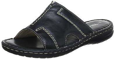 Tamaris 1 1 27117 20, Mules femme Noir (Black 001), 36 EU