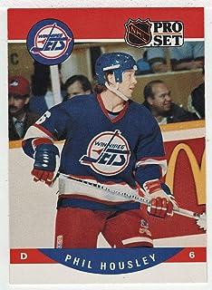 Phil Housley (Hockey Card) 1990-91 Pro Set # 562 NM/MT