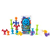 Fat Brain Toys Squigz Starter Set, 24 Piece
