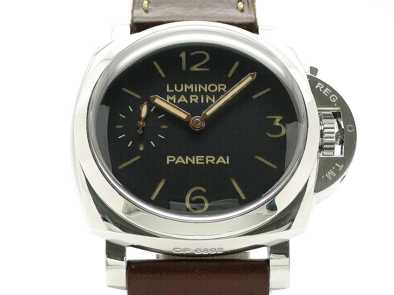 (パネライ) PANERAI 腕時計ルミノール マリーナ 1950 3デイズ SS/ラバー PAM00422 中古 B07F3Q43R6