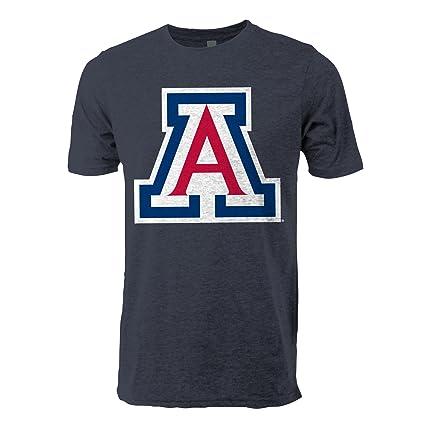 74ad8f9fd Amazon.com   NCAA Arizona Wildcats Vintage Sheer Short Sleeve Tee ...