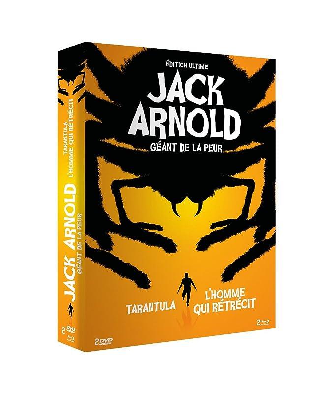 Coffret Jack Arnold, géant de la peur - Collector Combo + Livret [Digipack] 71SjyR0lxyL._SL800_