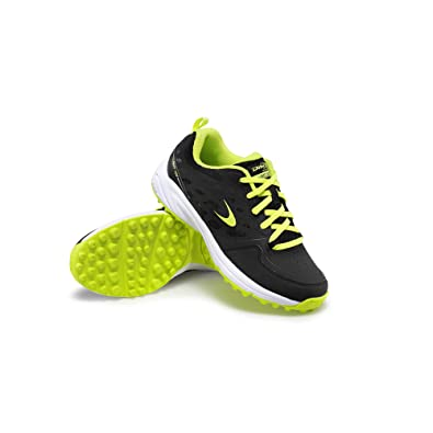 9723a5b1810 Image not available for. Colour  Dita Lght 100 Junior Hockey Astro Shoes -  Black Yellow (UK 1)