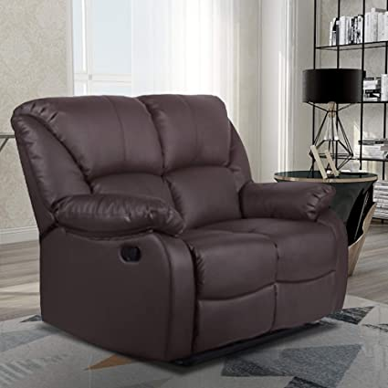 Amazon.com: Harper&Bright Designs Recliner Sofa Sets for ...