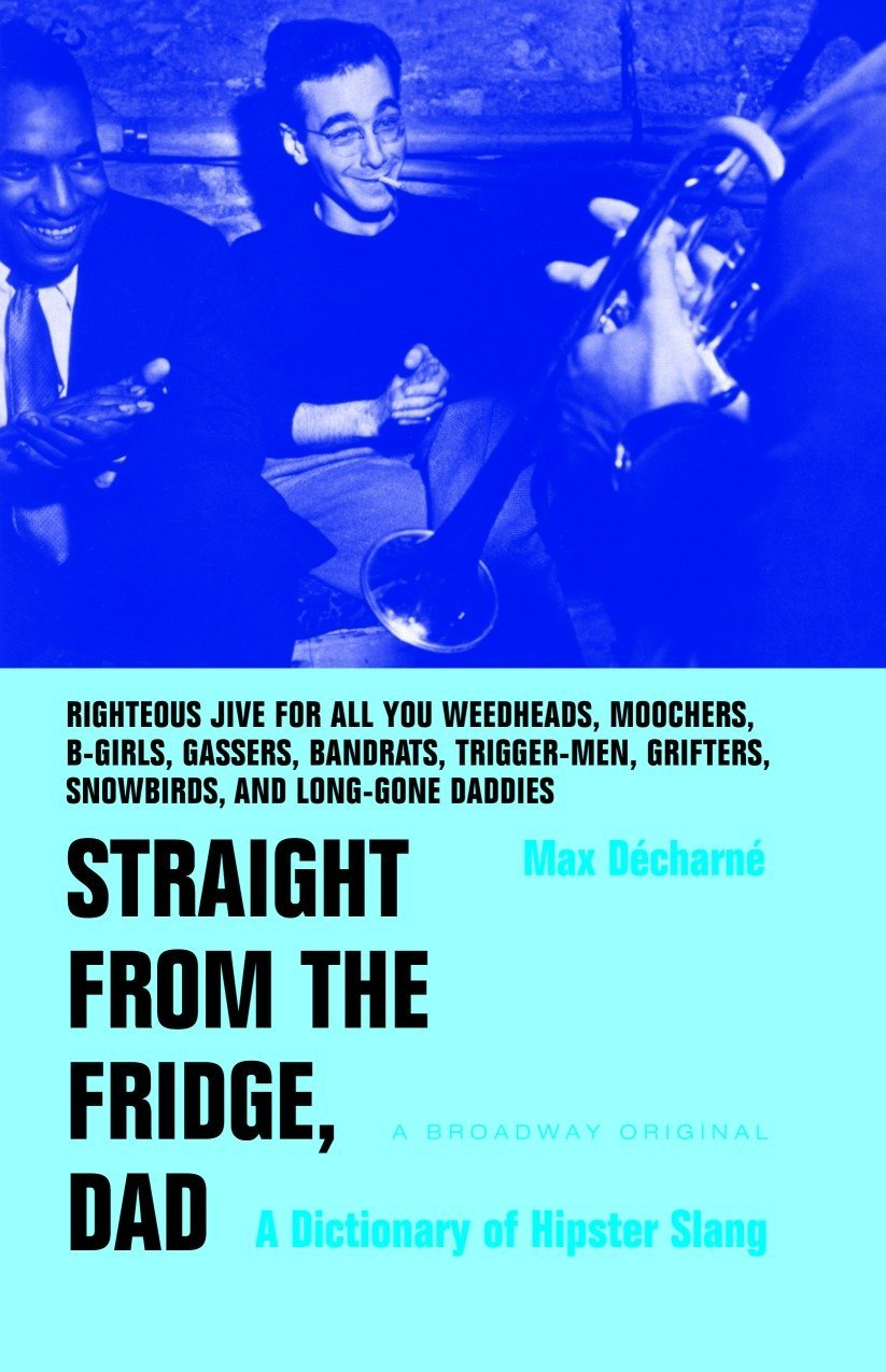 Straight from the Fridge, Dad: A Dictionary of Hipster Slang pdf epub