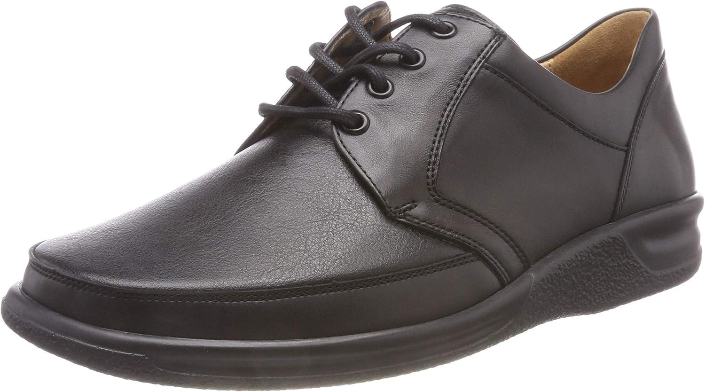 Ganter Sensitiv Kurt-k, Zapatos de Cordones Derby para Hombre