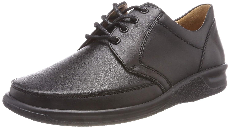TALLA 45 EU. Ganter Sensitiv Kurt-k, Zapatos de Cordones Derby para Hombre