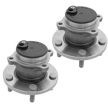 2x Radlager mit integriertem ABS-Sensor Hinterachse hinten links rechts