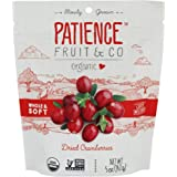 PATIENCE FRUIT & CO CRNBRIES SWTD SFT DRD ORG 5OZ