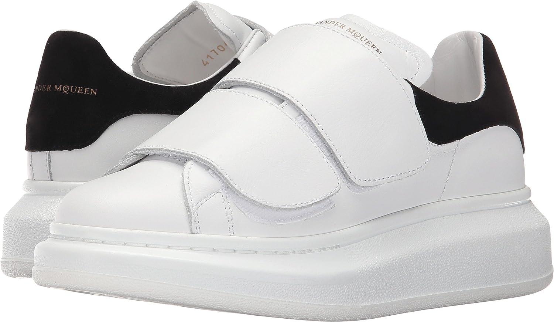 Alexander McQueen Womens Hook-and-Loop Oversized Sneaker