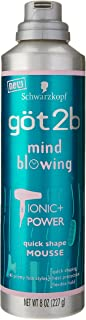 product image for Got2b Mind Blowing Quick Shape Mousse, 8 Ounce