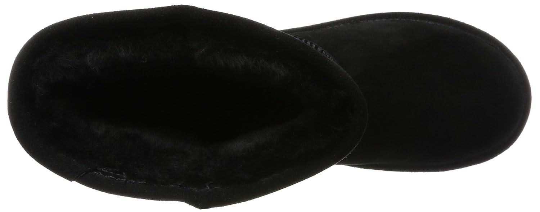 BEARPAW Women's B06XR6DJF1 Elle Short Fashion Boot B06XR6DJF1 Women's 7 B(M) US Black Ii 0de460