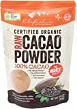 【Chef's choice】オーガニック ローカカオパウダー 300g Organic Raw Cacao Powder