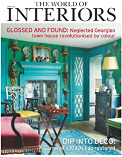 The World Of Interiors Magazine (April, 2017)