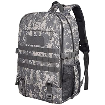 aofit 50L dos las apariencias diseño al aire libre deporte mochila multifuncional mochila de viaje mochila