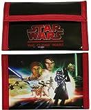 Star Wars - The Clone Wars Wallet - Black