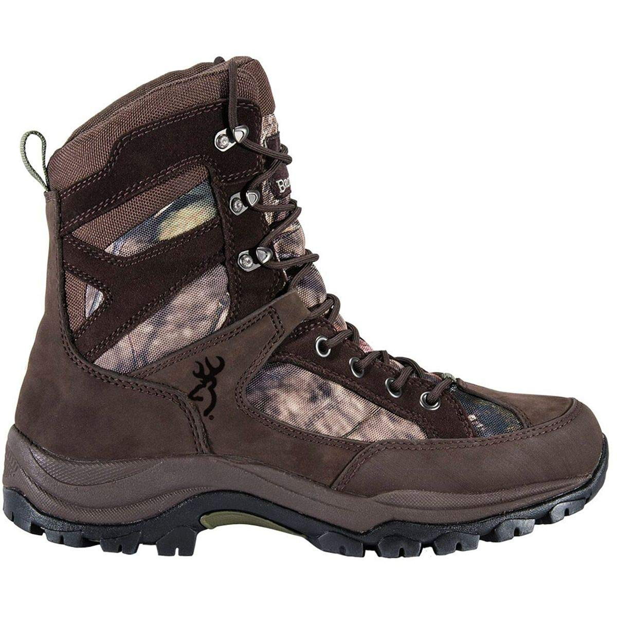 Browning Buck Pursuit 8in 400g Insulated Boot - Men's Bracken/Mossy Oak Country, 10.0