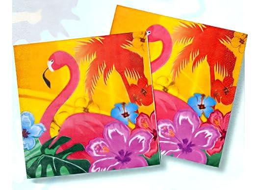12 opinioni per 12 tovaglioli Hawaii
