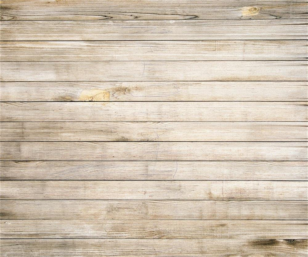 Laeacco 10x8FT Vinyl Photography Background Vintage Wood Texture Pattern Solid Wood Backdrops Art Portrait Shooting Wedding Party Background Video Photo Studio Props