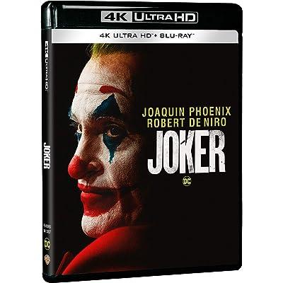 Joker Blu-Ray Uhd 4k [Blu-ray]