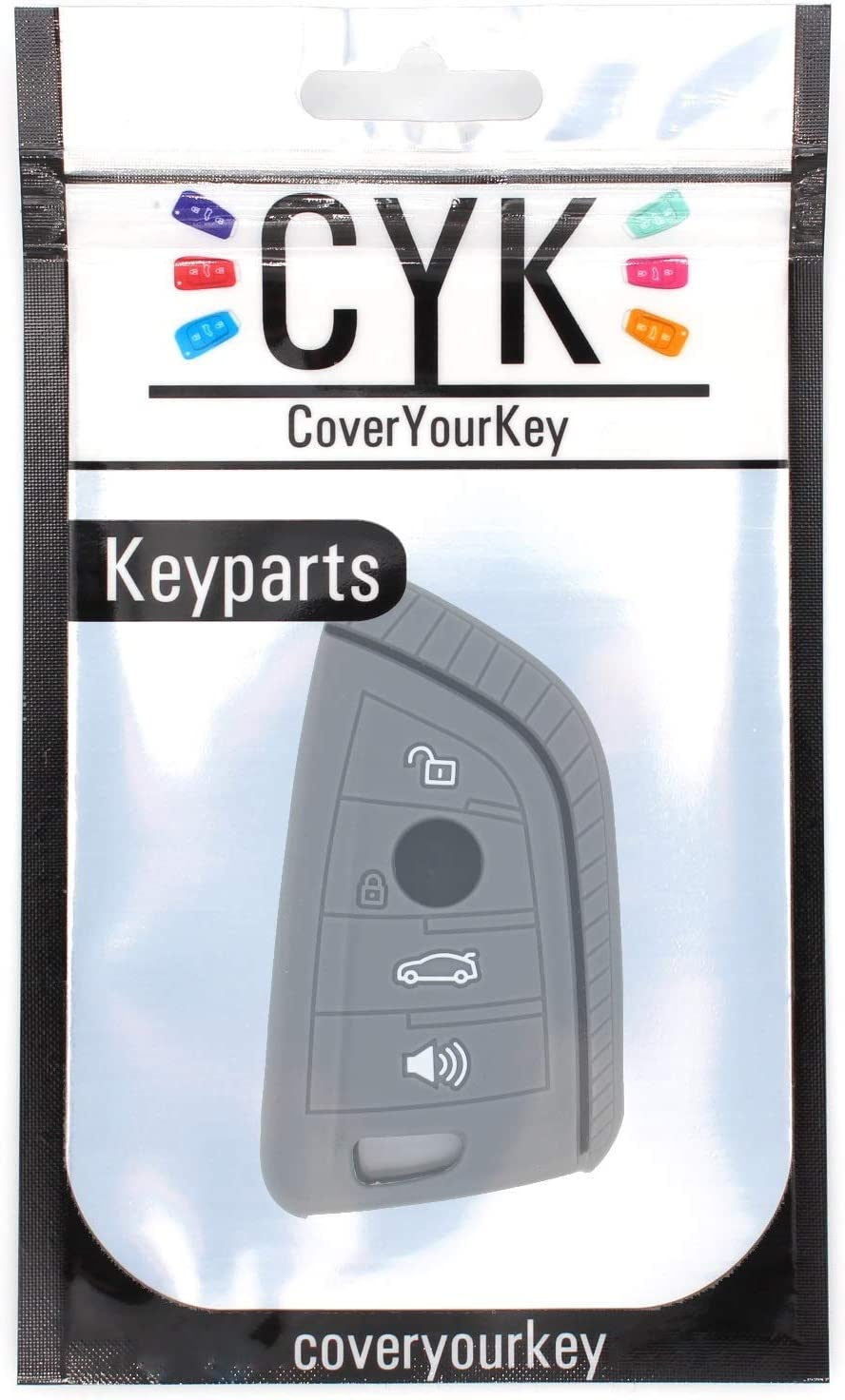Schlüssel Hülle Be Für 4 Tasten Auto Schlüssel Silikon Elektronik