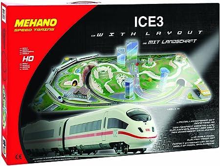 Mehano MEHANOT742 Ice 3-Made in Slovenia Multi Colour