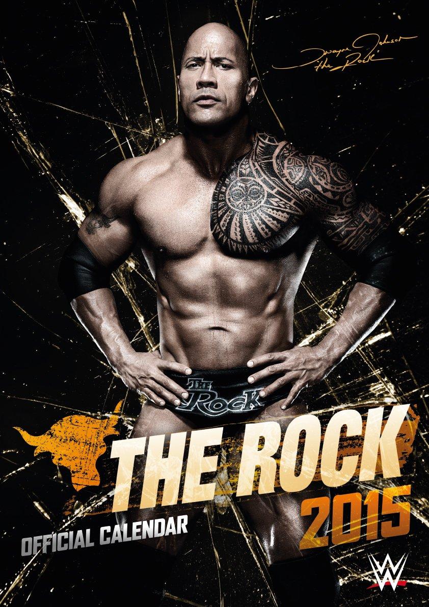WWE: The Rock 2015