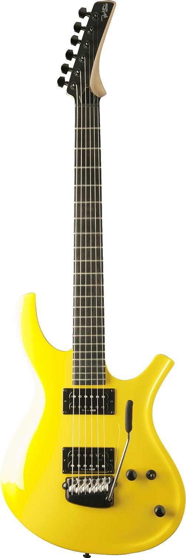 Parker Maxx Fly PDF serie pdf60tcy guitarra eléctrica, Taxi ...