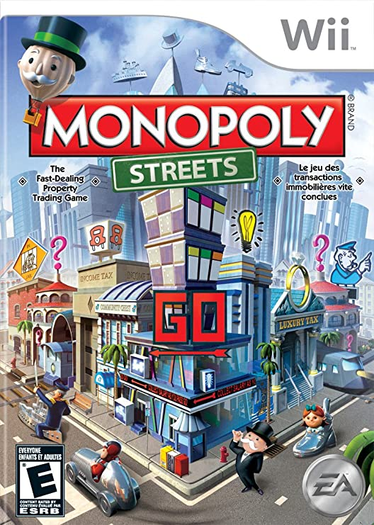 Electronic Arts MONOPOLY Streets - Juego: Amazon.es: Videojuegos