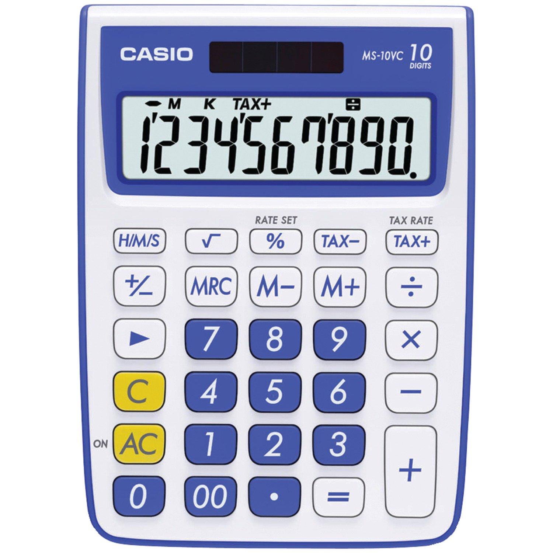Casio Inc. MS-10VC-OE Standard Function Calculator