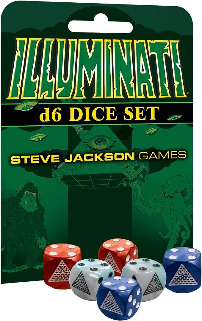 Steve Jackson Games- Juego de Mesa, Color incoloro (5928SJG): Amazon.es: Juguetes y juegos