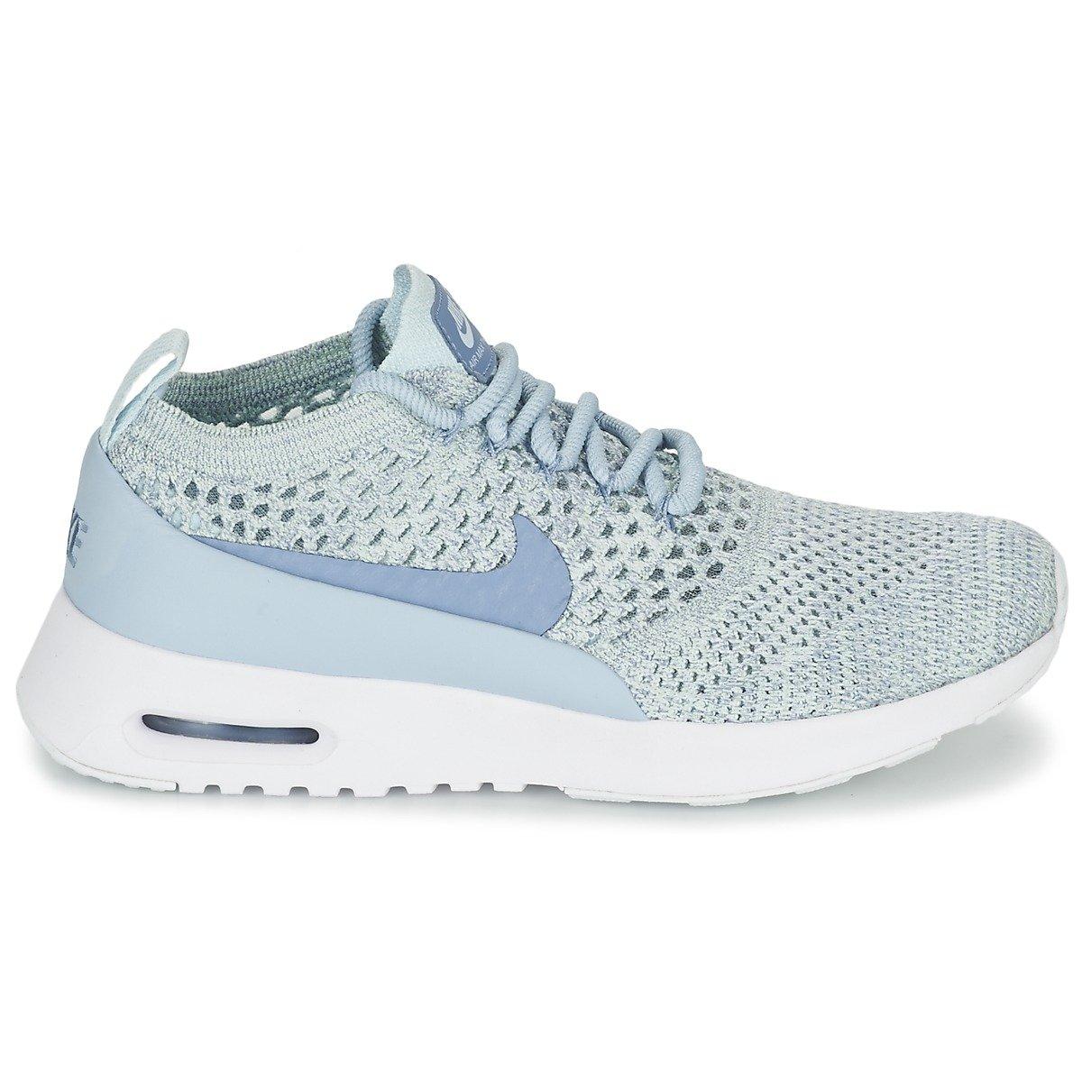 Nike W Nike Ultra Air Max Thea Ultra Nike Fk - lt armory Blau work Blau-Weiß 97727d