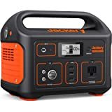 Jackery Portable Power Station Explorer 500, 518Wh Outdoor Solar Generator Mobile Lithium Battery Pack with 110V/500W AC Outl