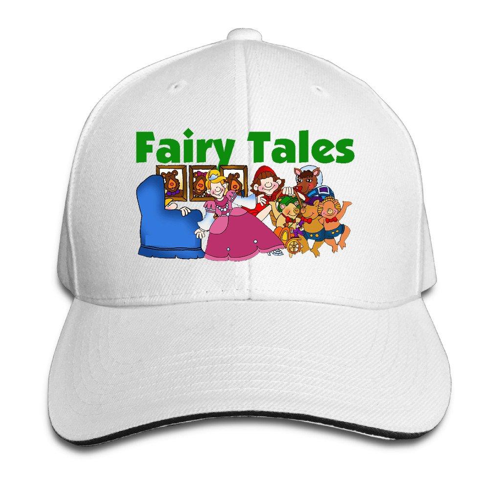 Reborn Banner cuentos de hadas ajustable Hip Hop gorra de béisbol ...