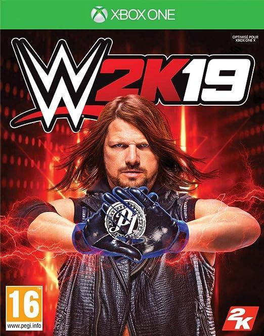 WWE 2K19 [Importación francesa]: Amazon.es: Videojuegos