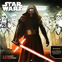 Star Wars Episode VII (Bilingual FRE)  2016 Wall Calendar