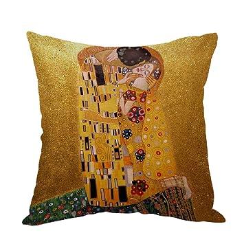 Amazon.com: Moslion - Almohada decorativa para el hogar ...
