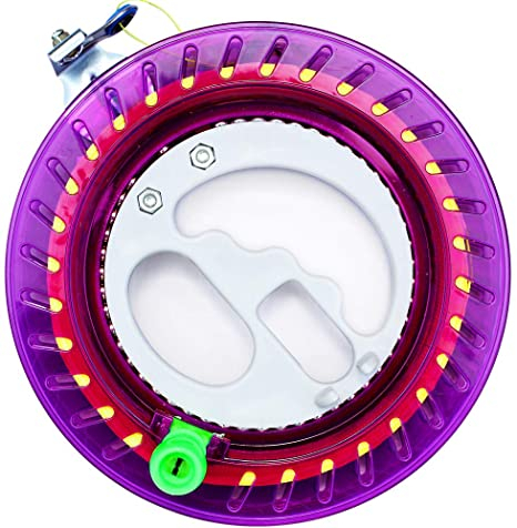 Winding Reel Grip Wheel with 490ft//650ft Flying Line String /& Lock for Kids and Adults Professional Outdoor Kite Line Winder Kite Reel Winder