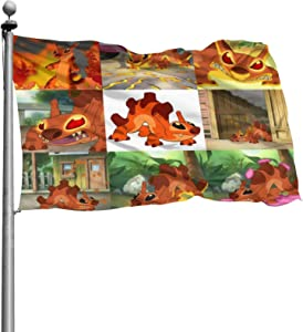 Criss Lilo-And-Stitch-52garden House Indoor Outdoor Halloween Party Supplies Decorations,Single-Sided One Size