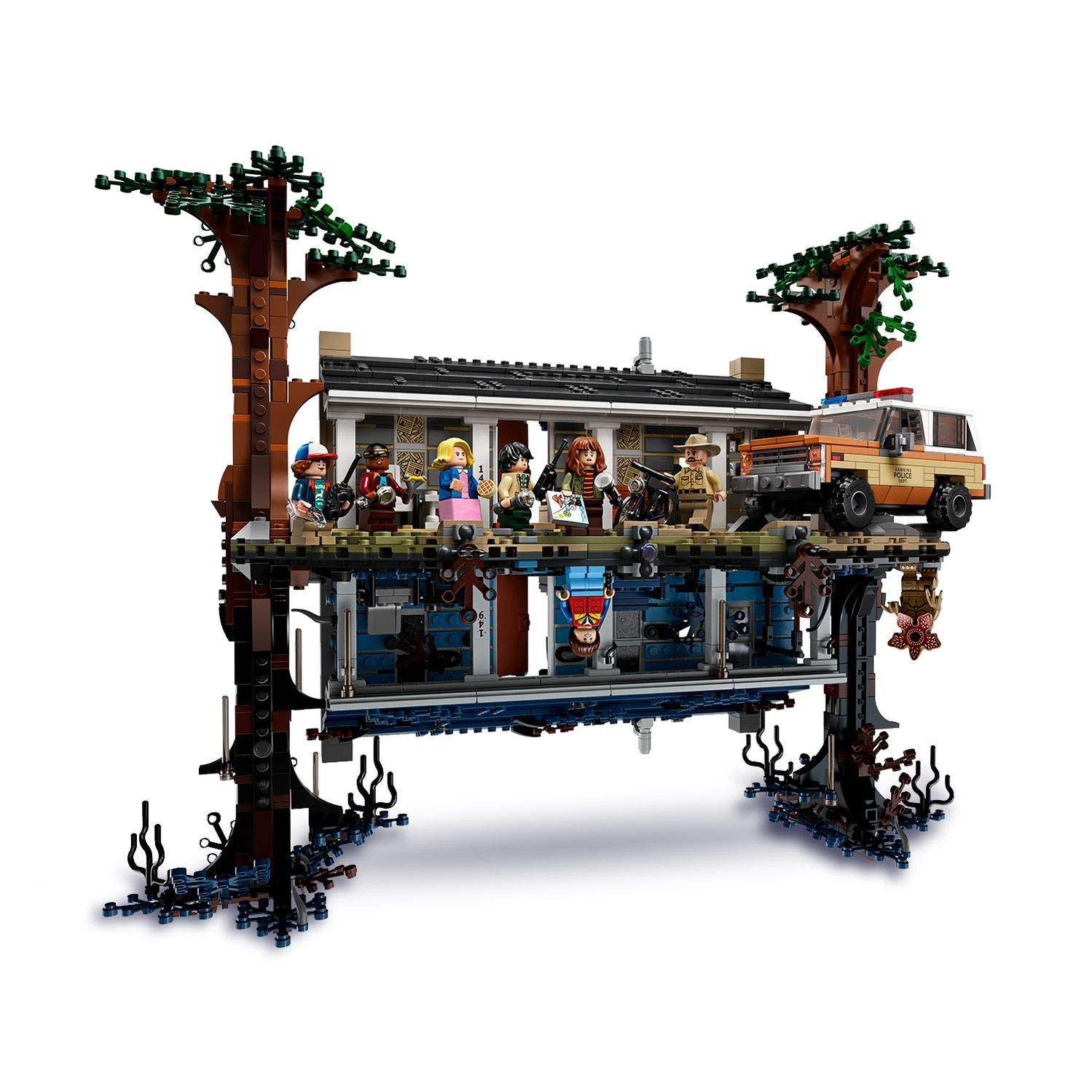El increíble Set de Stranger Things de LEGO