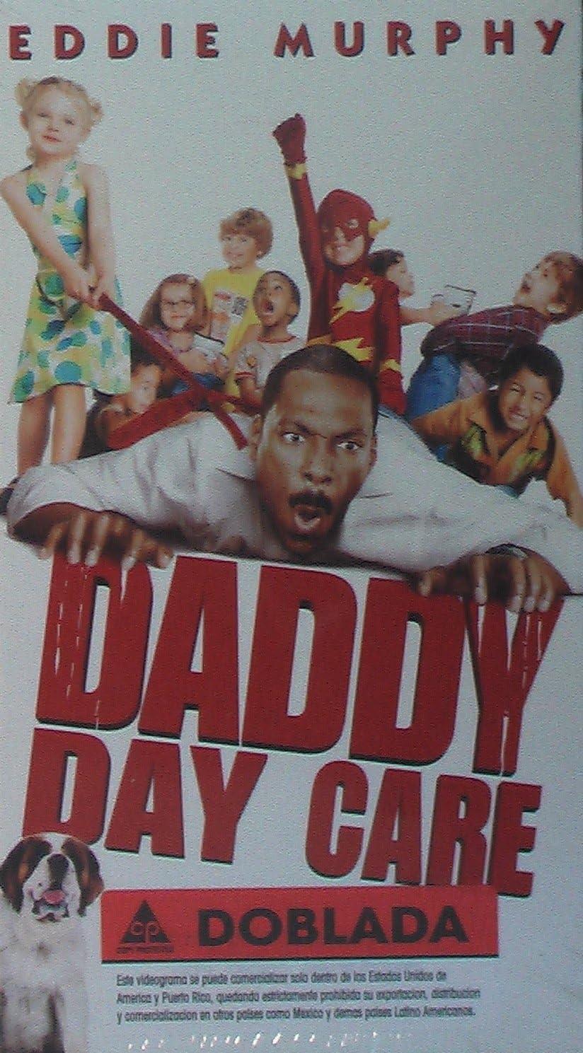 La Guarderia De Papa (Daddy Day Care) [VHS]